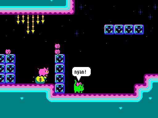Nyan Nyan Stack